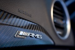 AMG surprises with compliant suspension