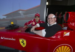 Bothering F1 drivers all part of the job