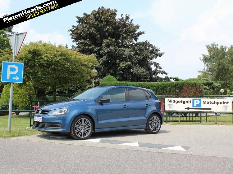re driven volkswagen polo blue gt page 1 general gassing pistonheads. Black Bedroom Furniture Sets. Home Design Ideas