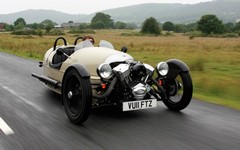 Morgan sells only the 3 Wheeler in the US