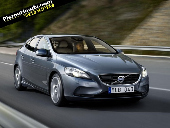volvo plans hot v40 polestar pistonheads. Black Bedroom Furniture Sets. Home Design Ideas