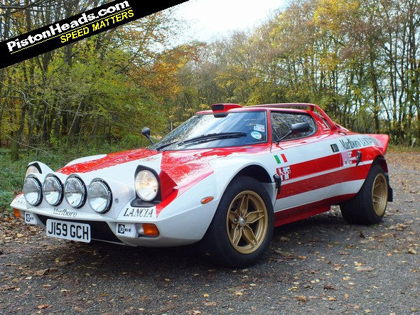 Ph Carpool Hawk Stratos Pistonheads