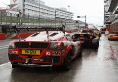 Pit lane could be a Britcar event