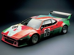 Warhol M1 is one of the best known Art Cars