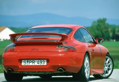 It's among the most celebrated of 911s 