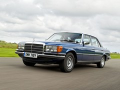 450SEL underpinnings include LSD