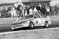 New paint recalls 1980s BTCC racer