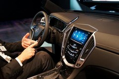 Cadillac already uses basic gesture recognition