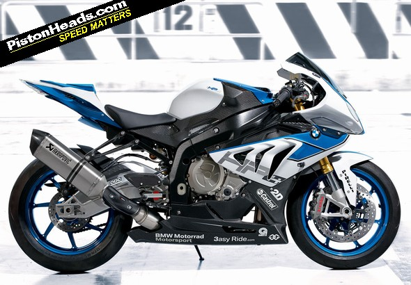 PH2 BMW S100RR HP4 unveiled  PistonHeads