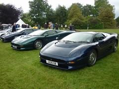 Under appreciated, is the XJ220 due a revival?