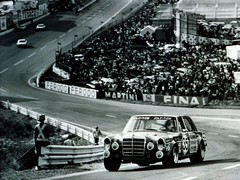 AMG's 300SEL 6.3 monsters Eau Rouge