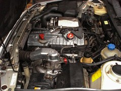 Gutsy 175hp turbo rapid for its day