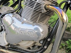 PH2 sampled the Norton Commando