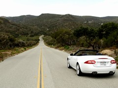 XKR still impresses in this context