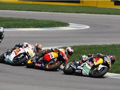 Bradl leads Stoner en route to 6th