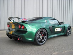 Exige Cup hits 0-62mph in 3.8 seconds