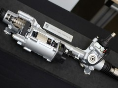 Porsche EPAS system designed with ZF