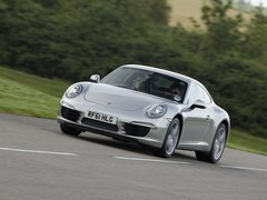 Porsche's steering uses 'bottom up' control