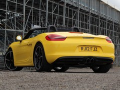 It always was proper but latest Boxster looks it