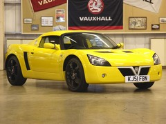 VX220 started out with a N-A 2.2-litre engine