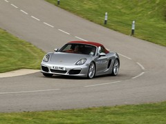 A PASM-equipped Boxster...