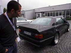 Chris gets acquainted with AMG's history