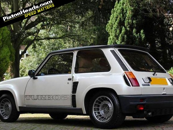 Spotted Renault 5 Turbo 2 Pistonheads