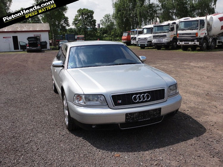 Re spotted audi s8 manual page 1 general gassing pistonheads discreet until you start living the ronin dream sciox Gallery