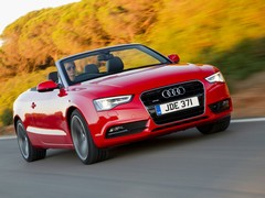 Recipe for RS5 Cabrio: Take one open-top A5...
