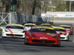 Who wouldn't want to watch a field of 458s race?
