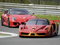 Enzo-derived FXX will also be on show