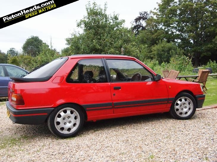 re spotted peugeot 309 gti page 1 general gassing pistonheads. Black Bedroom Furniture Sets. Home Design Ideas