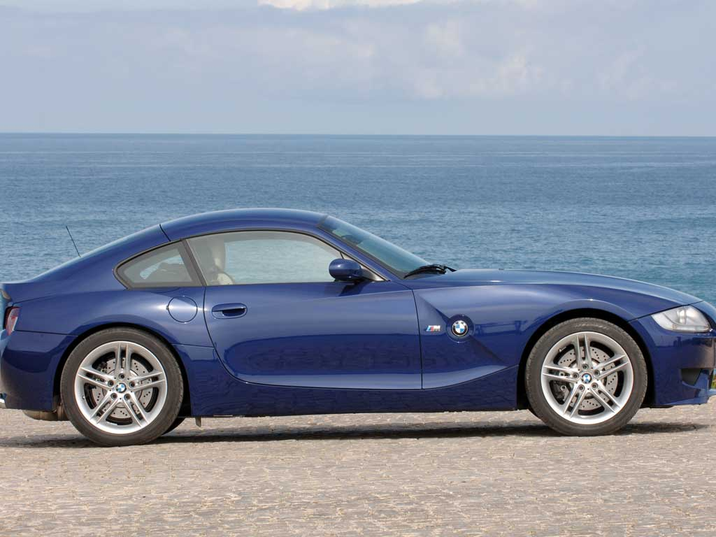 Tell Me I\'m Wrong: BMW Z4 M Coupe | PistonHeads