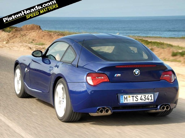 Re Tell Me I M Wrong Bmw Z4 M Coupe Page 1 General