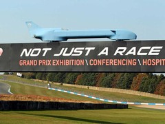 Donington landmarks up for grabs...