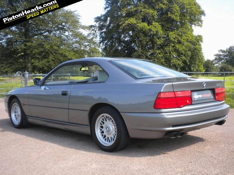 Spotted Bmw 850i Pistonheads