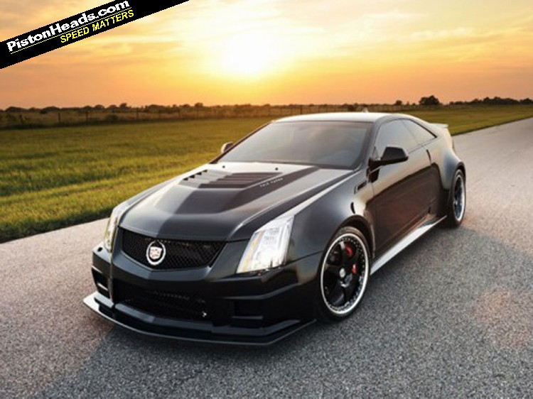 cadillac cts v hennessey for sale autos post. Black Bedroom Furniture Sets. Home Design Ideas