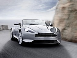 The very vivacious Virage Volante