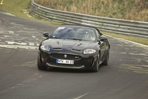 XKR-S. Brutally fast and capable