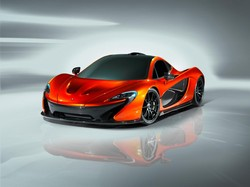 Distinctly McLaren, with a twist