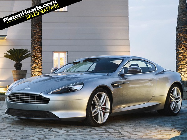 re: aston martin revives db9 - page 1 - general gassing - pistonheads
