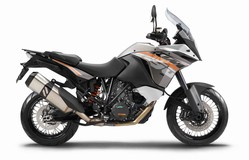 KTM 1190: 150bhp on gravel anyone?