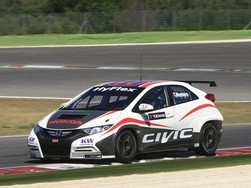 WTCC is the driving force