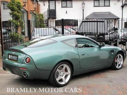 Unique and hugely distinctive Zagato style
