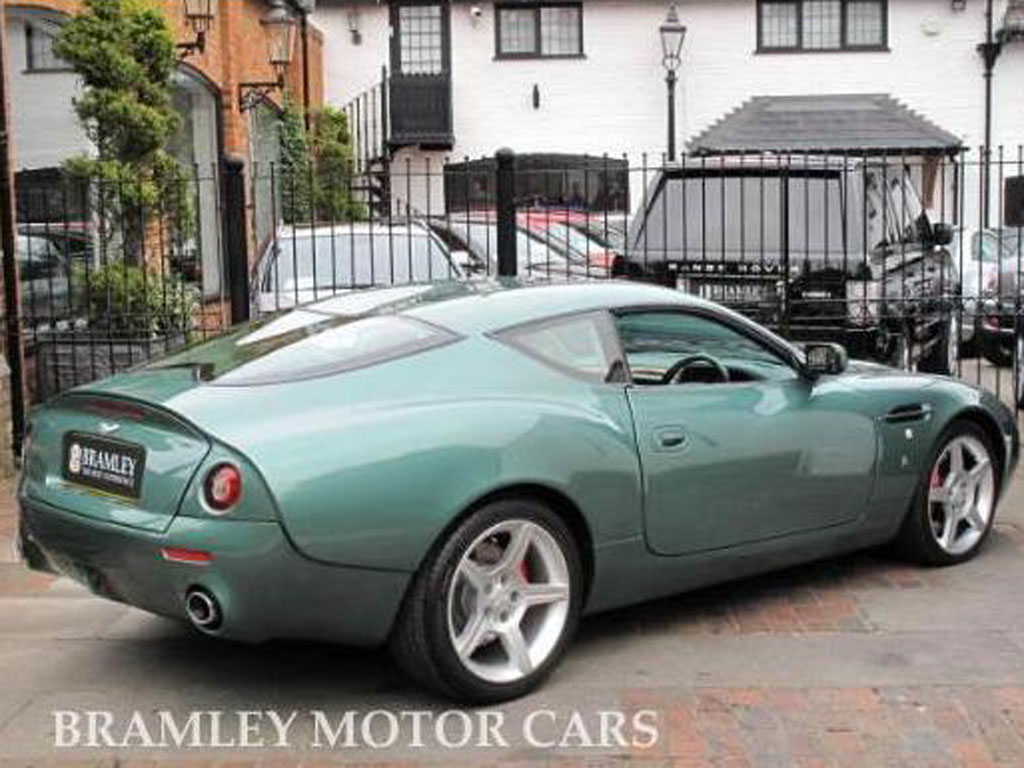 spotted: aston martin db7 special | pistonheads