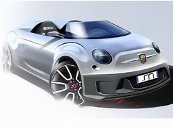 Abarth, also available as a rollerskate