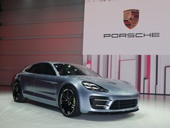 Hybrid Panamera Sport Turismo 