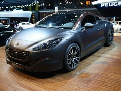 RCZ now has the power to make good on the looks