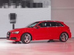 An A3 Sportback, it says here