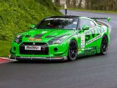 800hp Time Attack GT-R 'does corners too'